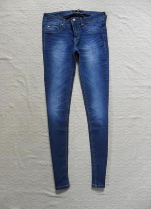Стильные джинсы скинни tally weijl, 36 размер.