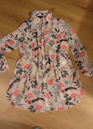 Рубашка/туника/блуза  new look