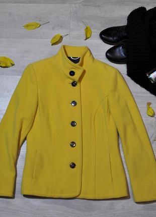 Пальто - куртка из шерсти и кашемира