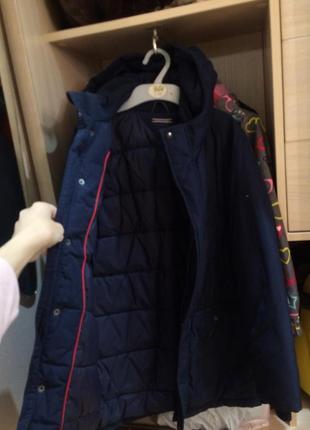 Супер куртка или пальто для мальчика 12 лет (р152)