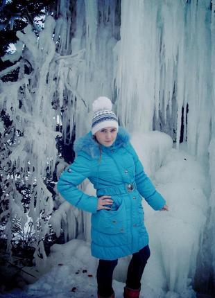 Куртка зима)