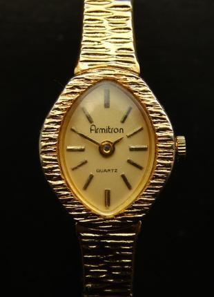 Armitron 25/3902-3 ретро часы из сша мех. harley ronda swiss parts