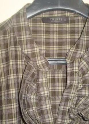 Продам удлинённую блузу известного бренда seven hills