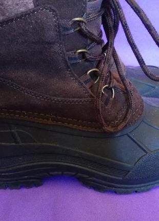 Зимние сапоги ботинки валенки 36, 37, 38 размер лыжные thinsulate