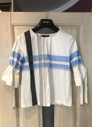 Блузка dkny рубашка