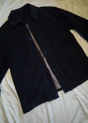 Шикарное зимнее пальто короткое кашемир westbury