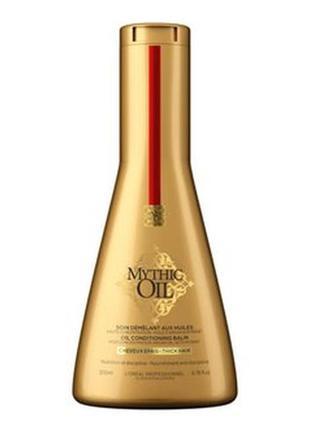 Кондиционер для плотных волос l'oreal professionnel mythic oil conditioner for thick hair