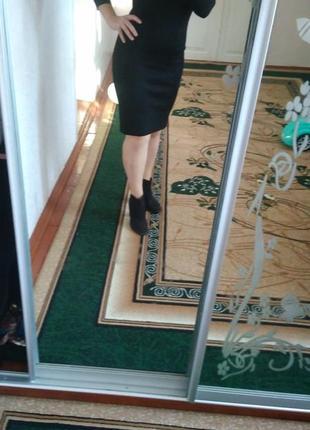 Платье гольф