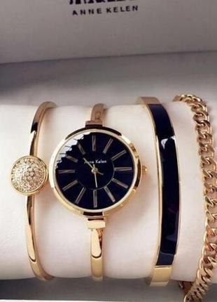 Наручные часы ,браслеты anne klein