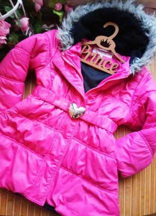 Деми пальто от girl2gerl 110р. 4-5лет