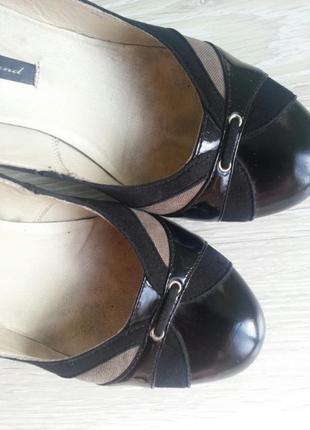 Туфли кожа 38 размер