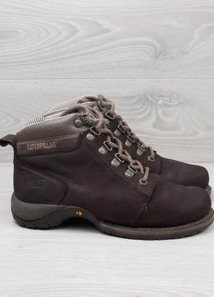 Кожаные ботинки caterpillar оригинал, размер 37 (cat)
