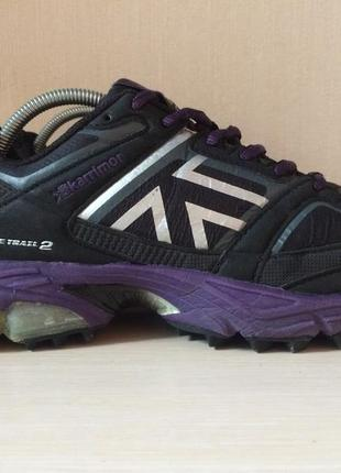 Треккинговые кроссовки karrimor pace trail 2 run оригинал