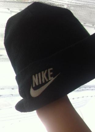 Стильная, молодежная шапка nike original