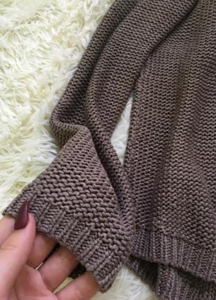 Вязаный свитер h&m