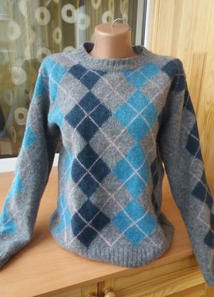 Шотландский свитер