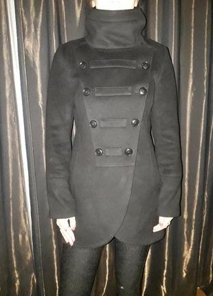 Скидка!!! zara  стильное пальто  за 400 грн