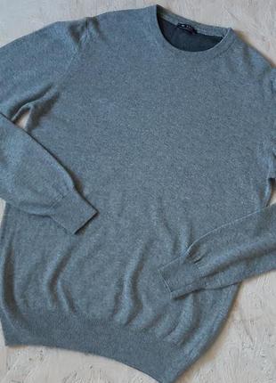 Итальянский свитер джемпер кашемир шерсть vmt