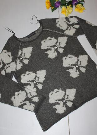 Теплый свитер , размер 12