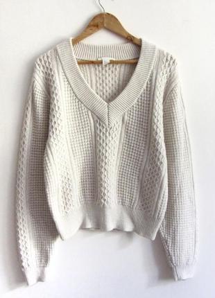 Невероятный свитер h&m