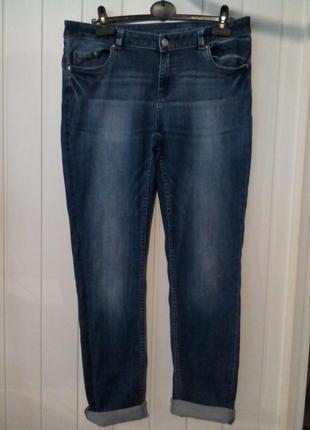 Супер зручні жіночі джинси боцфренди