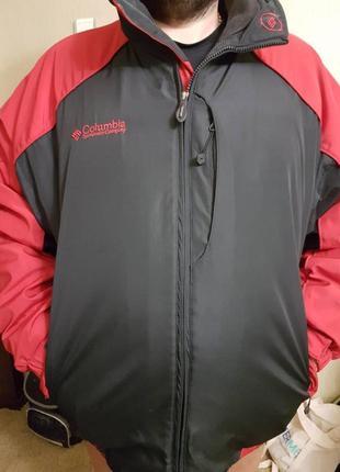 Отличная фирменная куртка 2 в1 columbia