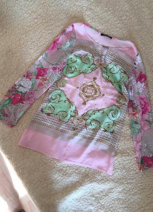 Нарядная блузка {туника} betty barclay