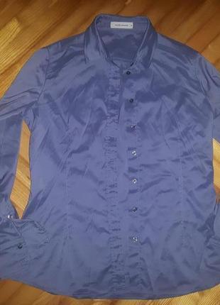 Стильная рубашка блуза от rene lezard! p.-36