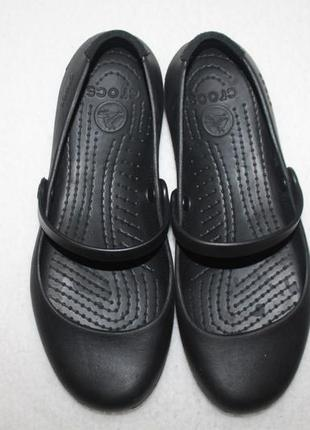 Кроксы фирмы crocs размера w8 (наш 39 размер) по стельке 25,5-26 см.