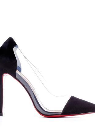 Шикарные туфли в идеальном состоянии, обуты раз