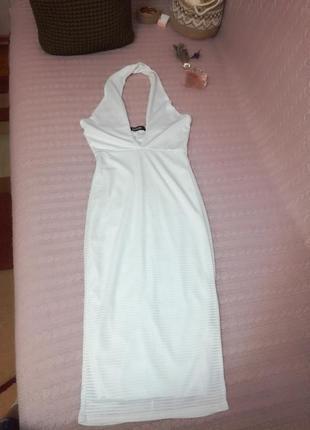 Элегантное женственное платье missguided, р.8