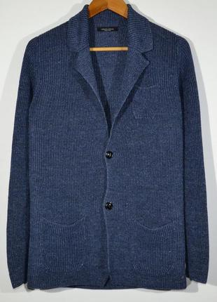 Блейзер roberto collina woven blazer