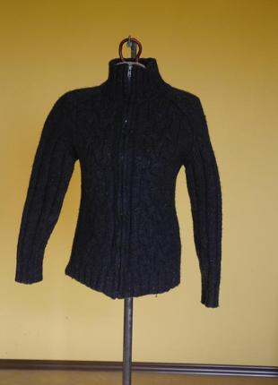 Кофта-джемпер супер тепла шерстяна на розмір 44-46 activewear