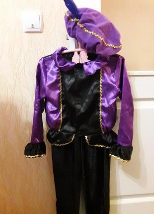 Карнавальный костюм принц 4-6 лкт