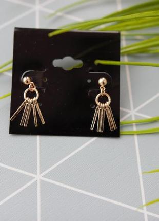 Серьги-гвоздики, сережки от asos