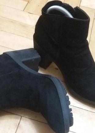 Сапожки,ботинки  от new look