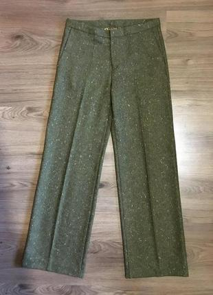 Роскошные шерстяные брюки обалденного цвета!!