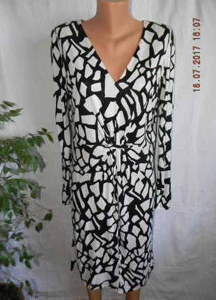 Новое трикотажное платье oasis