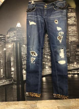 Крутые брендовые джинсы италия