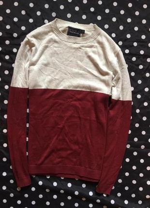 Кофта topman , реглан, свитшот, свитер размер l