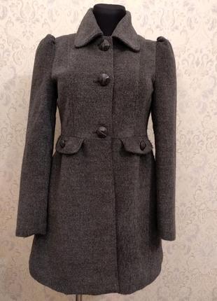 Пальто  с рукавчиком фонарик atmosphere