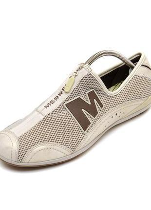 Трекинговые кроссовки merrell arabesque. стелька 24 см