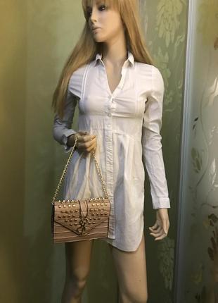 Плаття сорочка веро мода