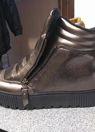 Зимние ботинки (венгрия)