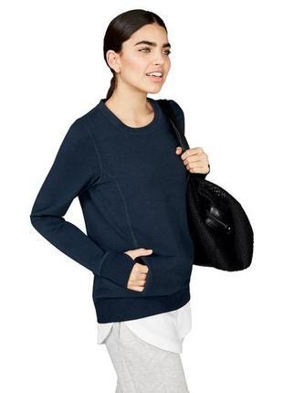 Спортивный реглан-пуловер,джемпер,германия ( евро 36-38)