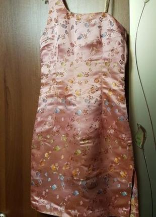 Рождественские скидки! платье из шелка