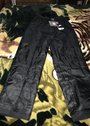 Спортивные  брюки для мальчика новые niek