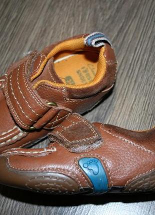 Туфли (мокасины) clarks рр19 (3 ¹/², по стельке 12см) 130грн