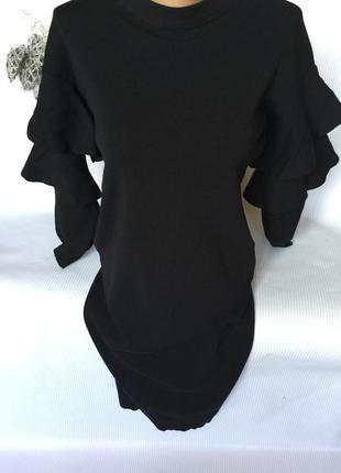 Шикарное , тёплое , стильное платье cameo rose