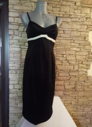 Элегантное стрейчевое платье-футляр